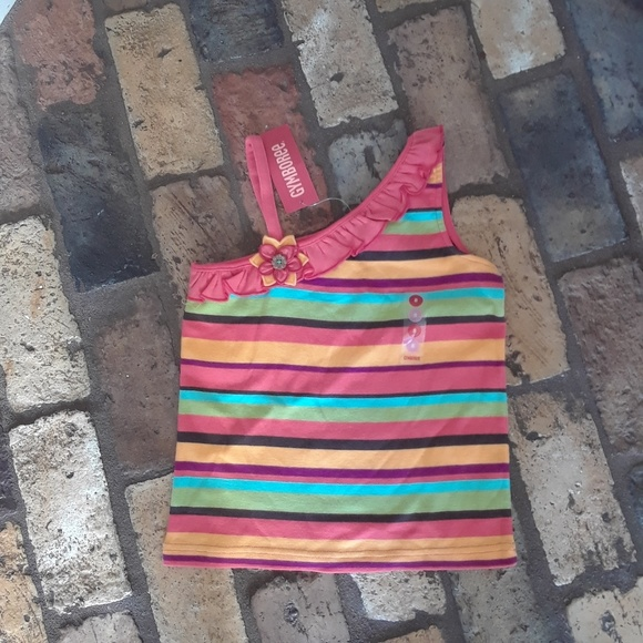Gymboree Other - Gymboree NEW Striped Summer Tank Top sz 8